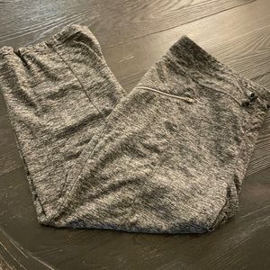 Cropped Athletic Pants XXL